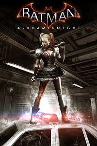 Carátula del juego Harley Quinn Story Pack