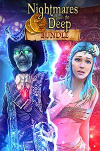Carátula para el juego Nightmares from the Deep Bundle de Xbox 360