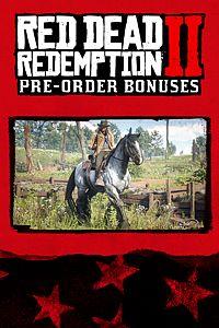 Carátula del juego Red Dead Redemption 2: Pre-Order Bonuses