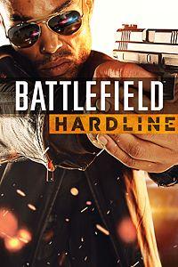 Carátula del juego Battlefield Hardline Standard Edition de Xbox One