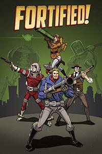 Carátula para el juego Fortified de Xbox One