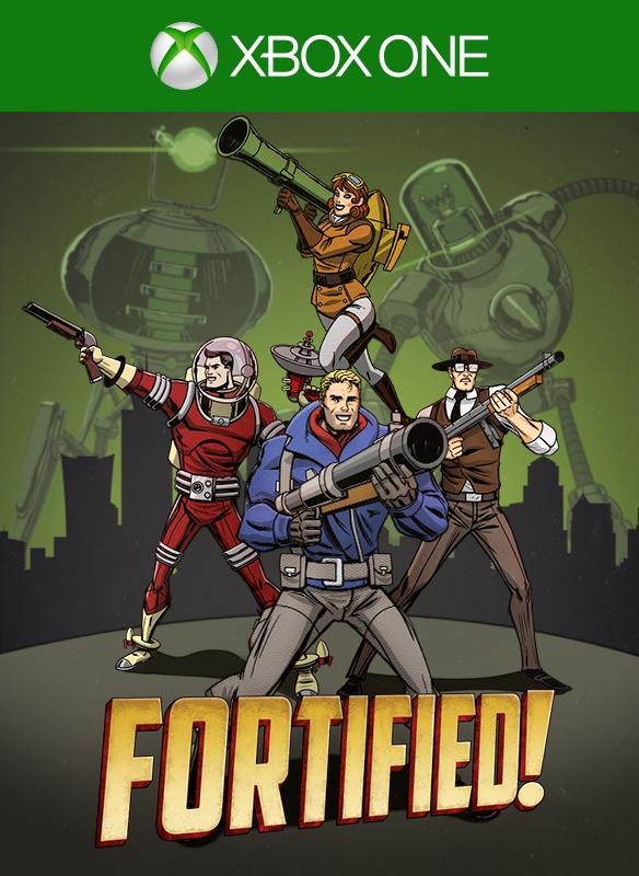 Fortified boxshot