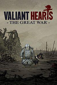 Carátula para el juego Valiant Hearts: The Great War de Xbox 360