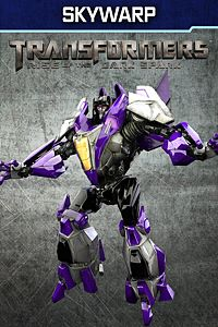 Carátula del juego Skywarp Character de Xbox One
