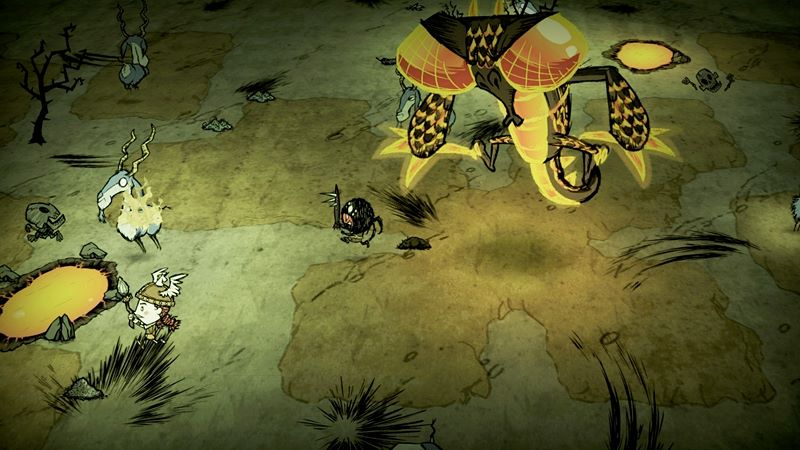 Don't Starve Together: Console Edition Screenshot
