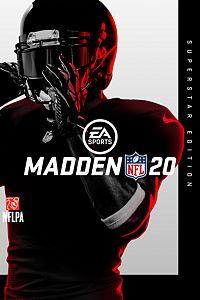 Carátula del juego Madden NFL 20: Superstar Edition