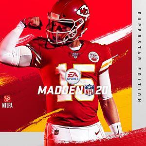 Madden NFL 20: Superstar Edition Xbox One