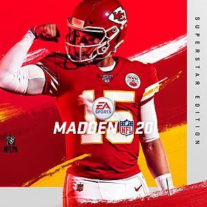 Madden NFL 20: 슈퍼스타 에디션 Xbox One