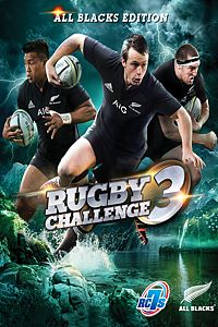 Image result for Rugby Challenge 3