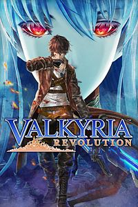 Carátula para el juego Valkyria Revolution de Xbox 360