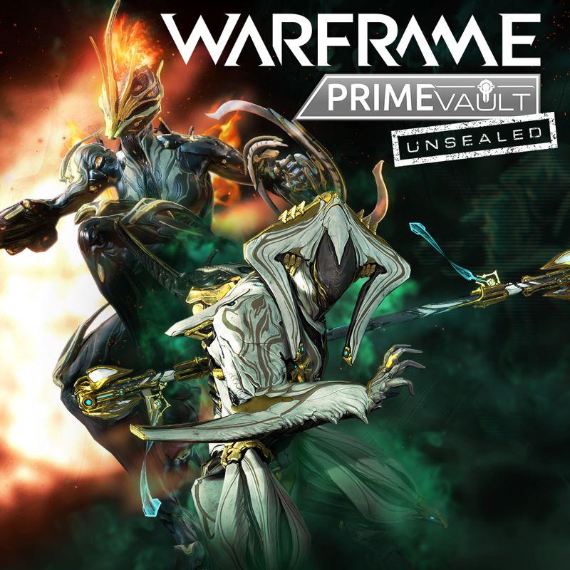 Warframe®: Prime Vault - Loki & Ember Dual Prime Pack