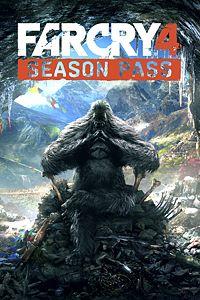 Carátula del juego FAR CRY 4 SEASON PASS para Xbox One