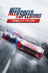Carátula para el juego Need for Speed Rivals: Complete Edition Bundle Pack de Xbox 360