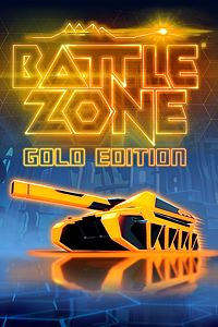 Carátula para el juego Battlezone Gold Edition de Xbox 360