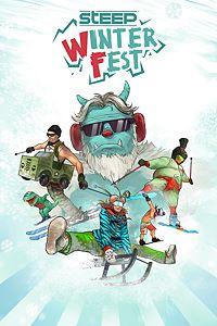 Carátula del juego STEEP Winterfest Pack