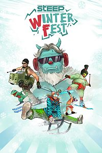 Carátula del juego STEEP Winterfest Pack
