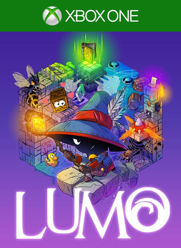 Lumo boxshot