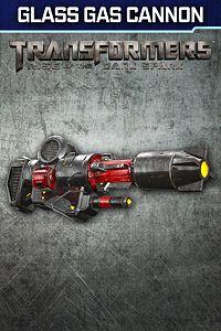 Carátula del juego Glass Gas Cannon Weapon de Xbox One