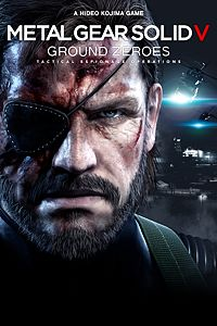 Carátula del juego METAL GEAR SOLID V: GROUND ZEROES de Xbox One