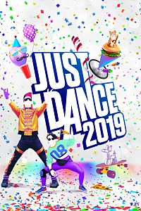 Carátula para el juego Just Dance 2019 de Xbox One