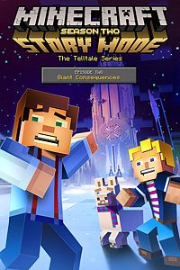 Minecraft: Story Mode - Season Two - Episode 2