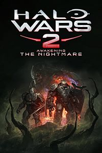 Carátula del juego Halo Wars 2: Awakening the Nightmare