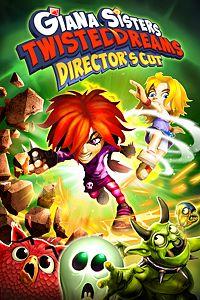 Caratula del juegoGiana Sisters: Twisted Dreams - Director