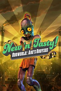 Carátula del juego Oddworld: New