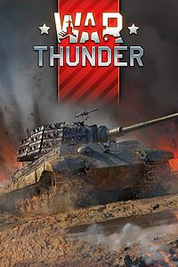Carátula del juego War Thunder - King Tiger Pack
