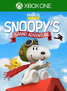 Snoopys Grand Adventure - Xbox 360