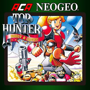 ACA NEOGEO TOP HUNTER RODDY & CATHY Xbox One