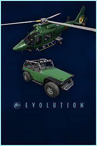 Carátula del juego Jurassic World Evolution - Preorder Content