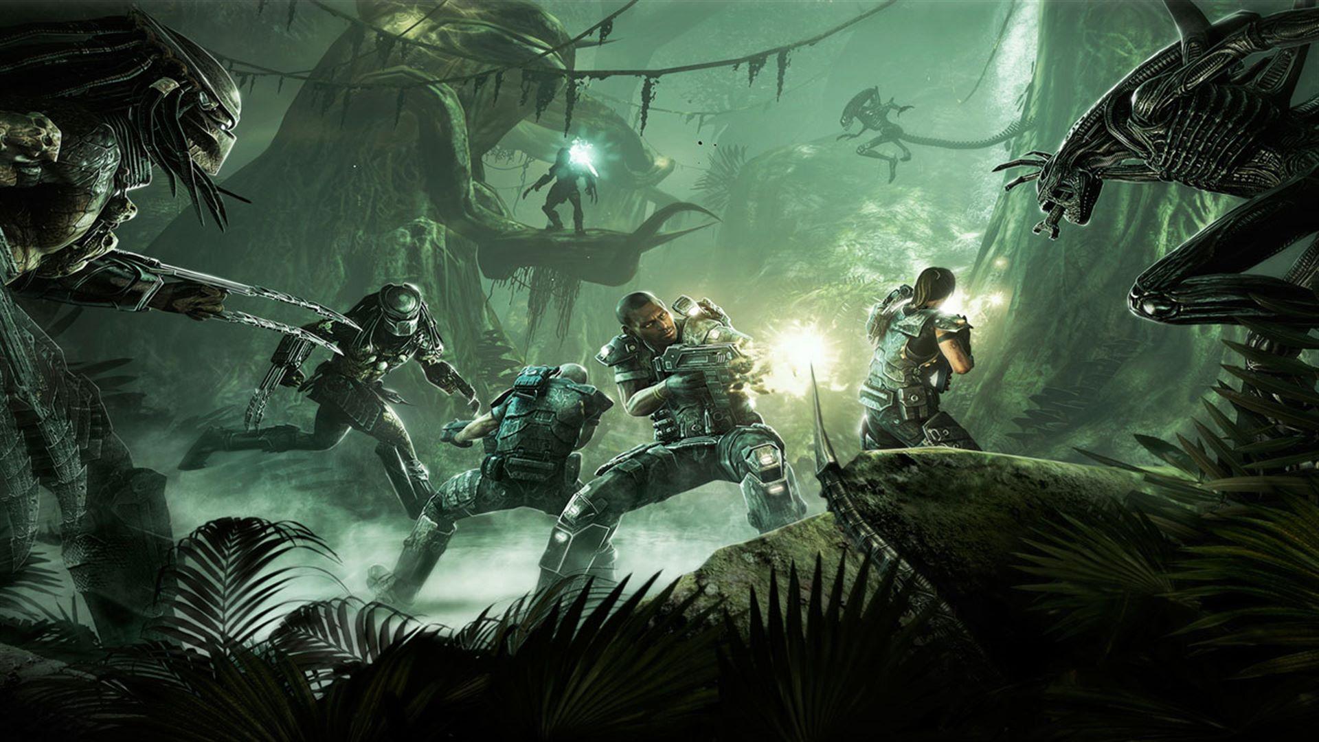 Aliens vs Predator Xbox One Screenshot