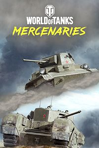 Carátula del juego World of Tanks - Churchill III and Tetrarch