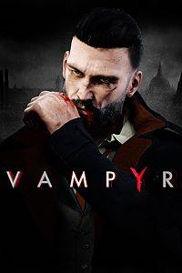 Carátula para el juego Vampyr de Xbox 360