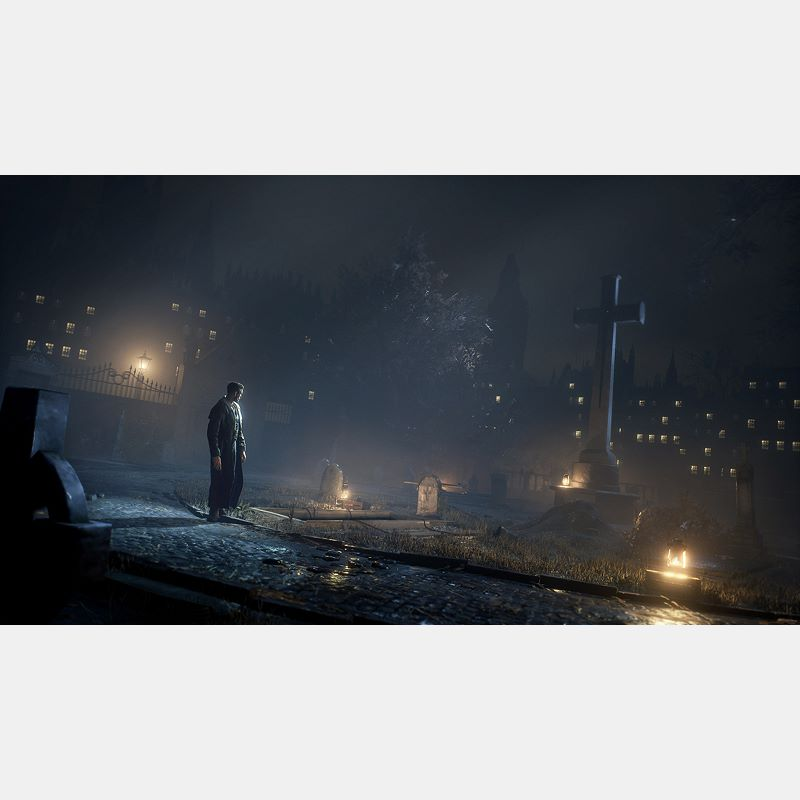 Vampyr Screenshot