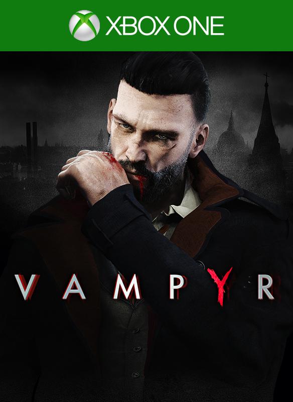 Vampyr boxshot