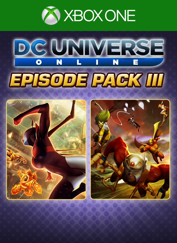 DC Universe Online: Ep. Pack III