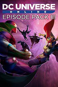 Carátula del juego Episode Pack III