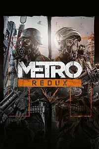 Carátula del juego Metro Redux