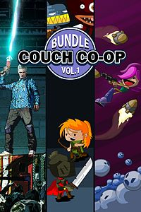 Carátula del juego Digerati Couch Co-Op Bundle Vol.1 para Xbox One