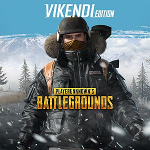 PUBG Vikendi Edition Xbox One