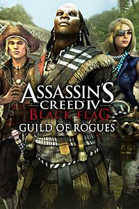 Carátula del juego AC4BF Multiplayer Characters Pack #2 Guild of Rogues