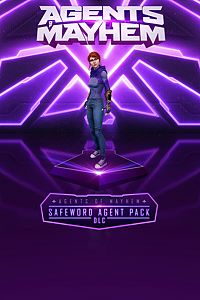 Carátula del juego Agents of Mayhem - Safeword Agent Pack