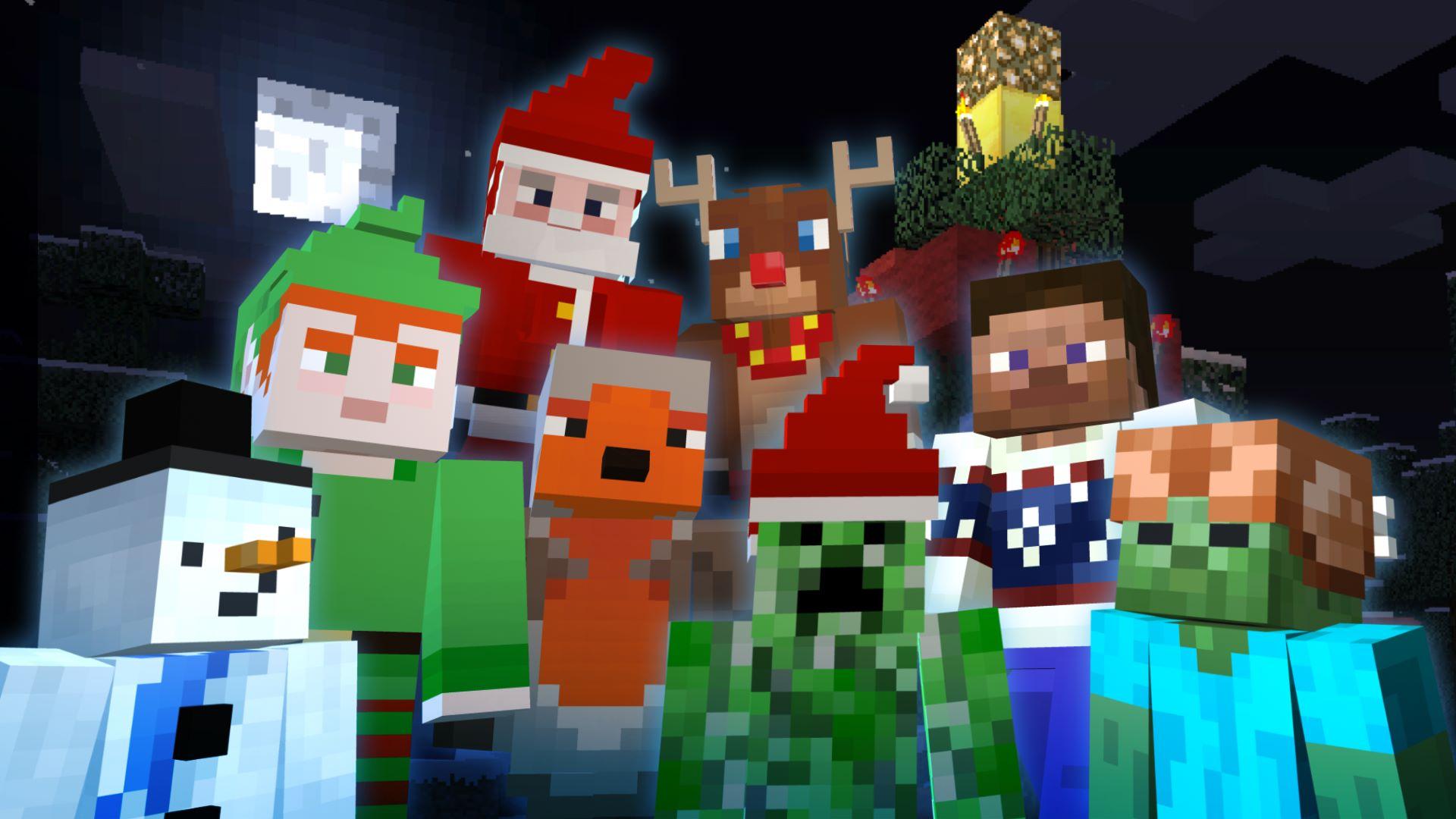 Buy Minecraft Festive Skin Pack Microsoft Store - Skins para minecraft 1 8 gratis