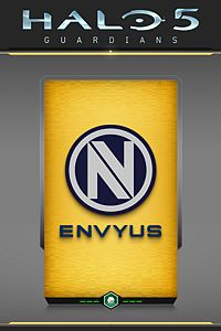 Carátula del juego Halo 5: Guardians - Team EnVyUs REQ Pack