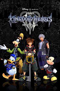Carátula para el juego KINGDOM HEARTS ? de Xbox 360