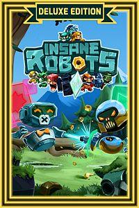 Carátula para el juego Insane Robots - Deluxe Edition de Xbox One