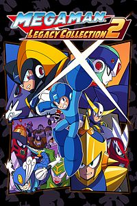 Carátula del juego Mega Man Legacy Collection 2