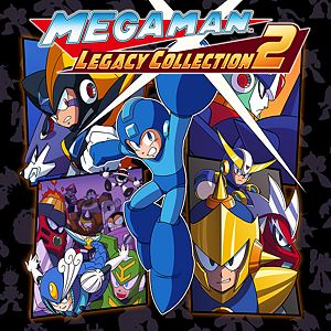 Mega Man Legacy Collection 2 Xbox One